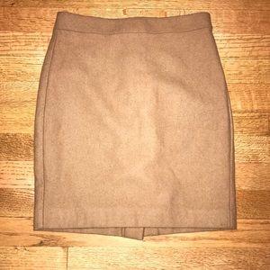 J Crew pencil skirt 2p